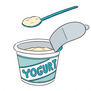 yoghurt as lube image