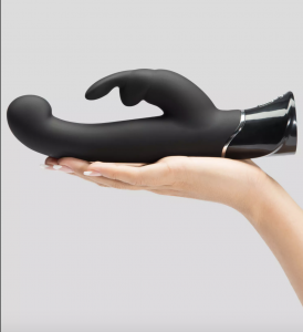 Fifty Shades of Grey Greedy Girl G-Spot Rabbit Vibrator Review